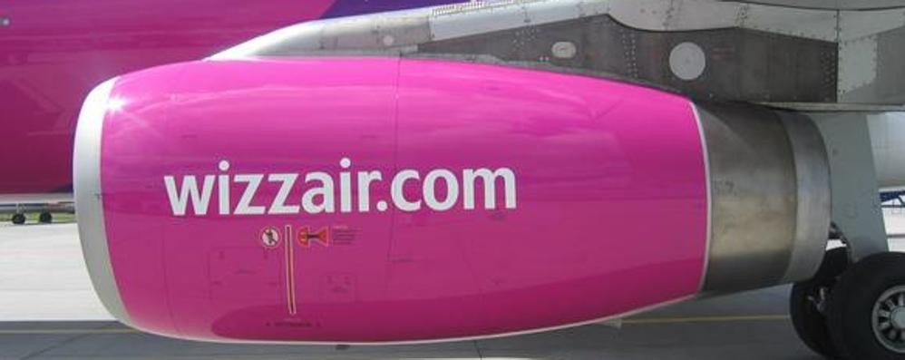 Ucraina, Wizz Air rallenta Cancellati i voli da Orio