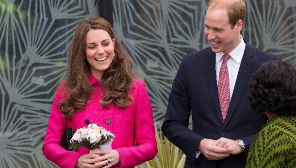 Ultimo impegno di Kate prima del parto