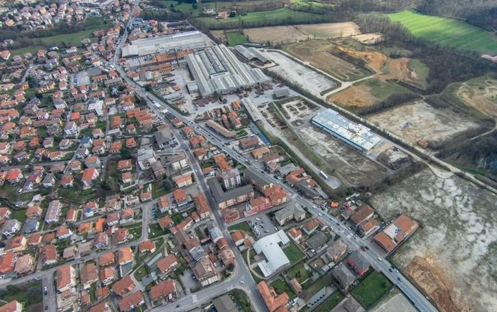 Intesa tra Sorisole e Ponteranica «Niente centri commerciali al Gres»