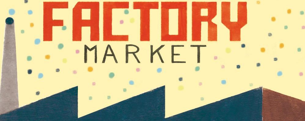 Alzano, Factory Market Il mercatino alternativo