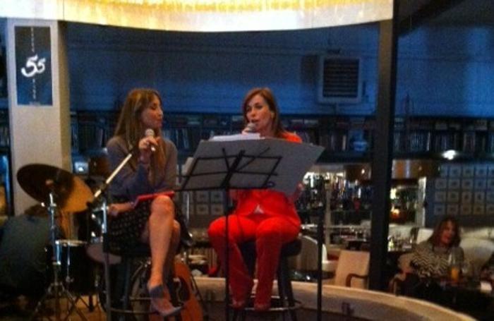 Benedetta e Cristina Parodi dialogano sul libro