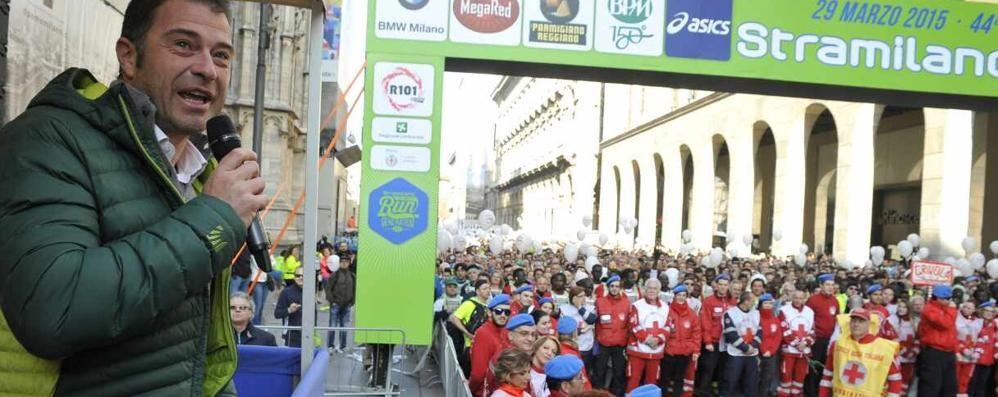 La carica dei 50 mila runner Edizione record per la Stramilano