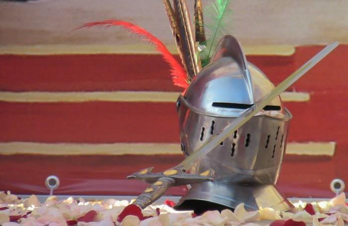 L'elmo e la spada di Lautrec