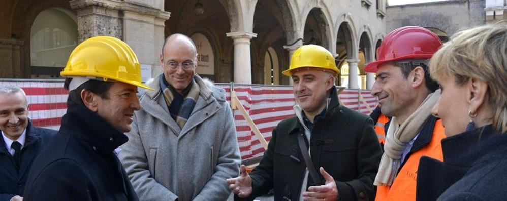 Expo a Bergamo, conto alla rovescia  «La Domus aprirà il 20 marzo»
