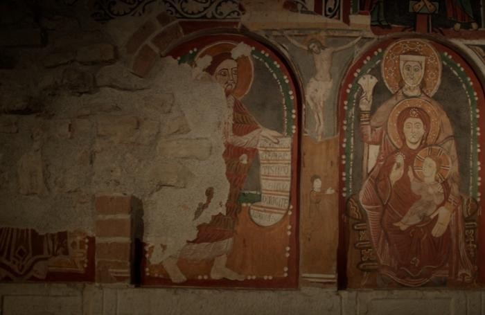 Un frame del documentario