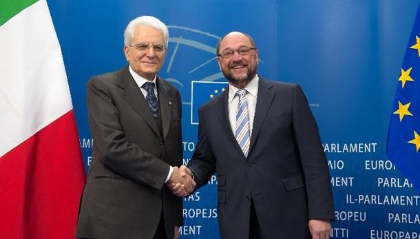 Libia:Mattarella,sostenere mediatore Onu