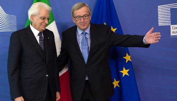 Mattarella, molto apprezzamento da Ue