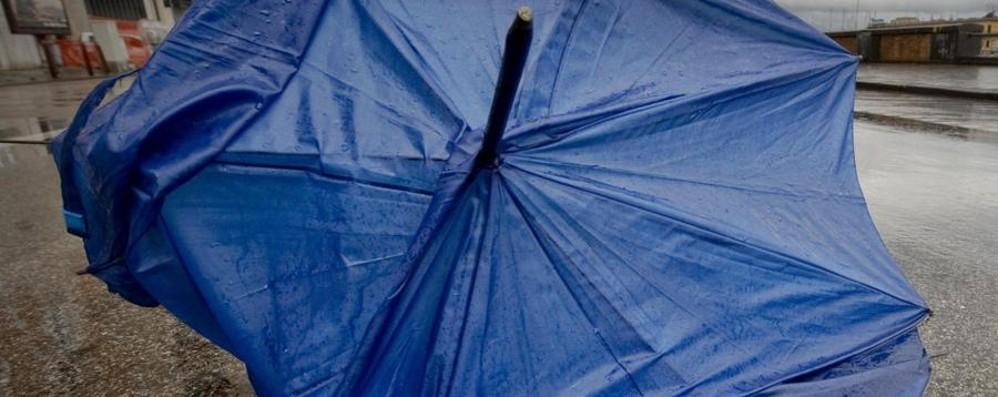 «Mercoledì l'inverno riconquista l'Italia» Ritornano pioggia e freddo