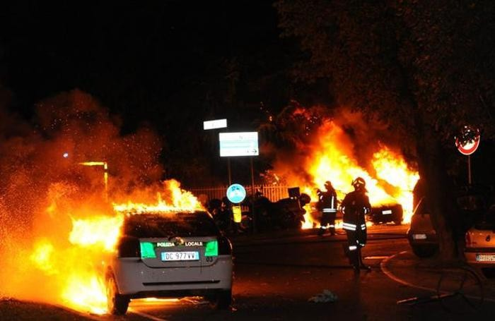 Gli scontri alla Berghem Fest di Alzano il 25 agosto 2010