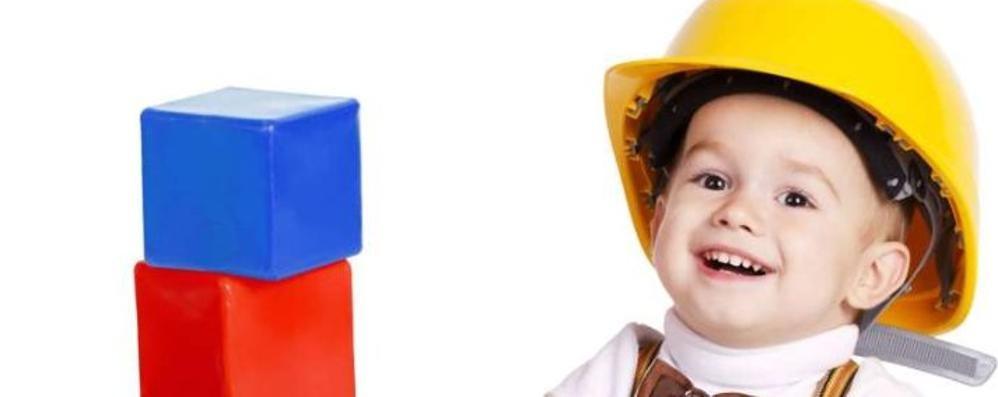 Caduta, asfissia, annegamento Una guida contro i rischi dei bambini