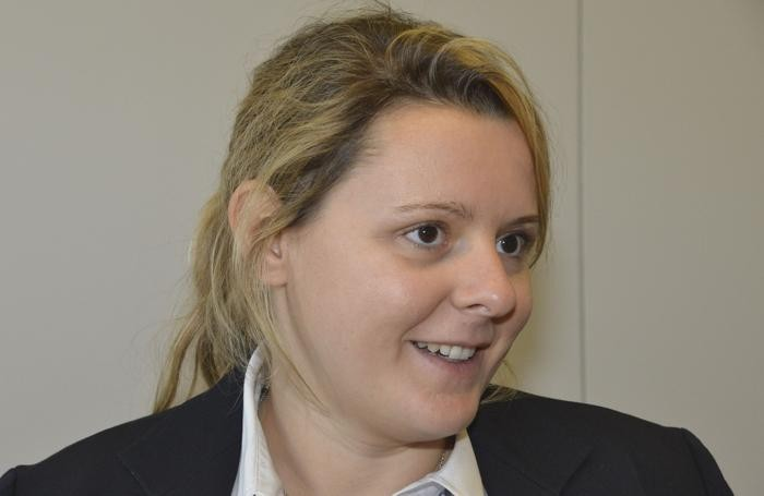 Benedetta Arese Lucini, regional general manager Uber
