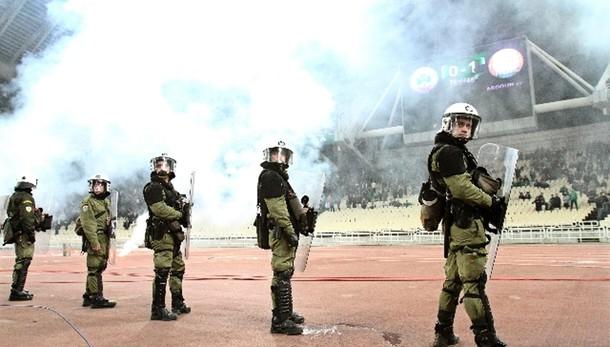 Il campionato greco riprende nel weekend
