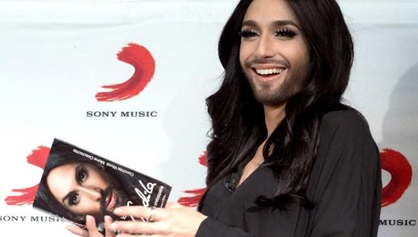 'Io, Conchita', l'autobiografia di Wurst