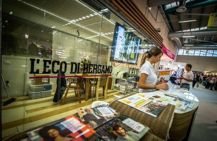 Creattica 2014 con lo stand di L'Eco cafè