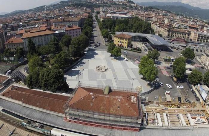 Piazzale Marconi