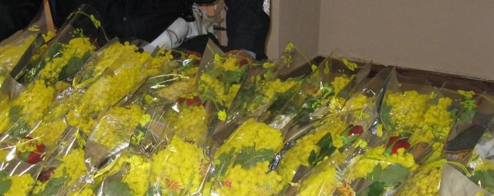 L'8 marzo e la guerra dei fiori Ascom: «No agli abusivi»