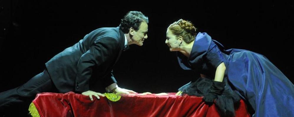 Massimo Ranieri in  Riccardo III È al Creberg Teatro il 20 marzo