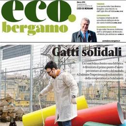 Mobilità, infrastrutture e città smart  Torna in edicola «eco.bergamo»