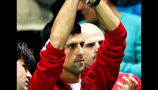 Coppa Davis: Serbia ai quarti