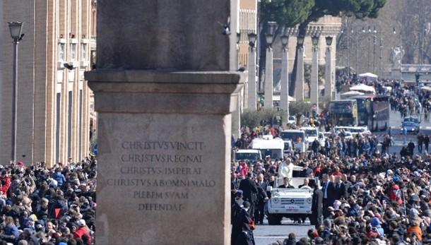 Papa: udienza a Comunione e Liberazione
