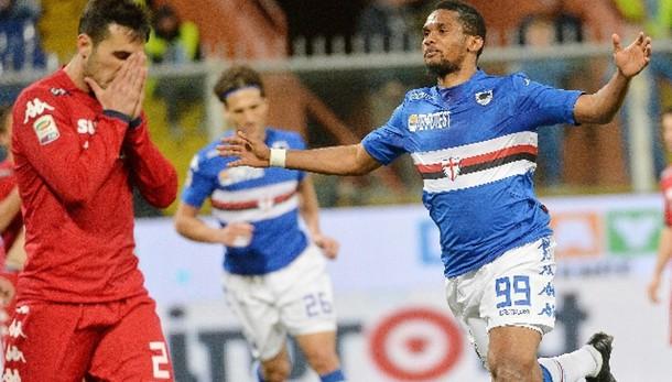 Serie A: Sampdoria-Cagliari 2-0