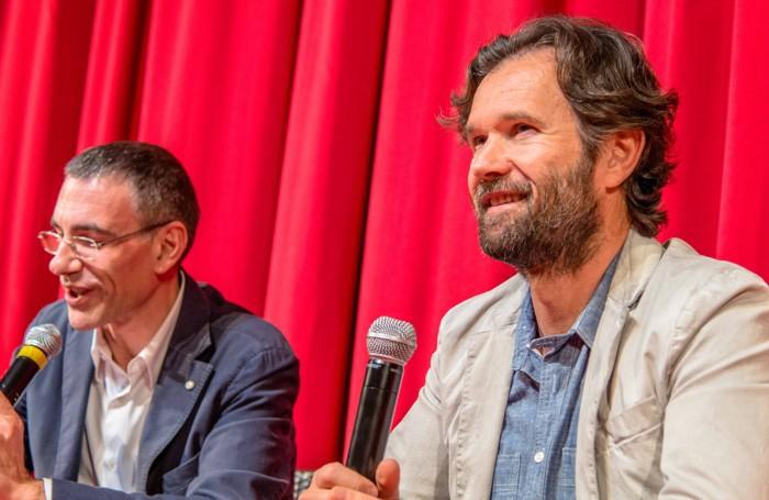 Carlo Cracco e Max Pavan
