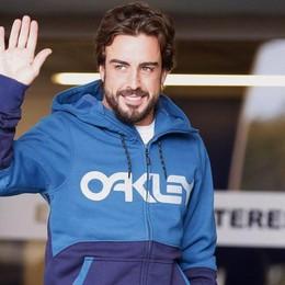Alonso, ipotesi perdita di memoria  «Corro sui kart, sogno la Formula 1»