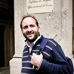 «Dalla spesa alla lista dei bergamaschi» Tu cosa chiederesti a Matteo Rossi?