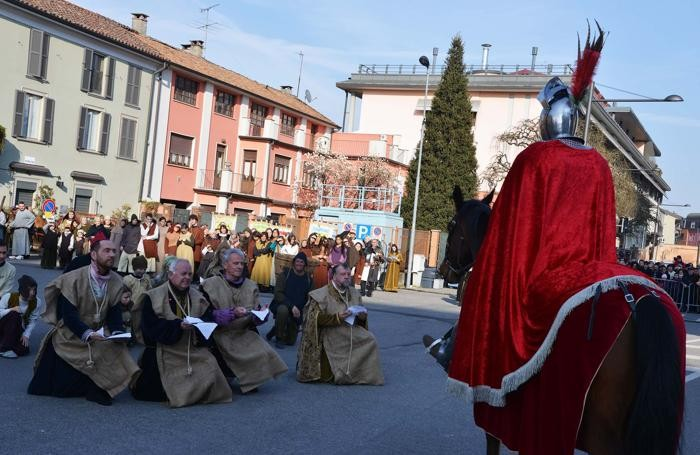 «Miracol si grida»,  rievocazione storica a Treviglio