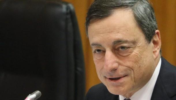 Bce ha comprato titoli Stato italiani