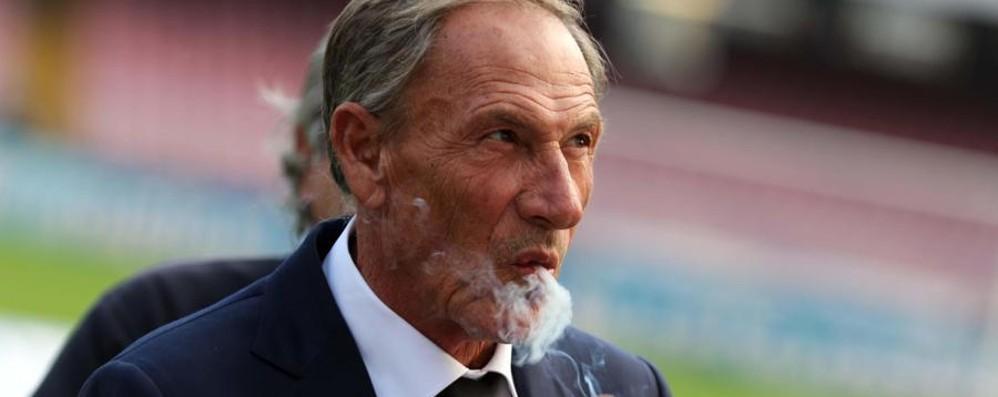 Cagliari, un nuovo ribaltone Esonerato Zola, torna Zeman