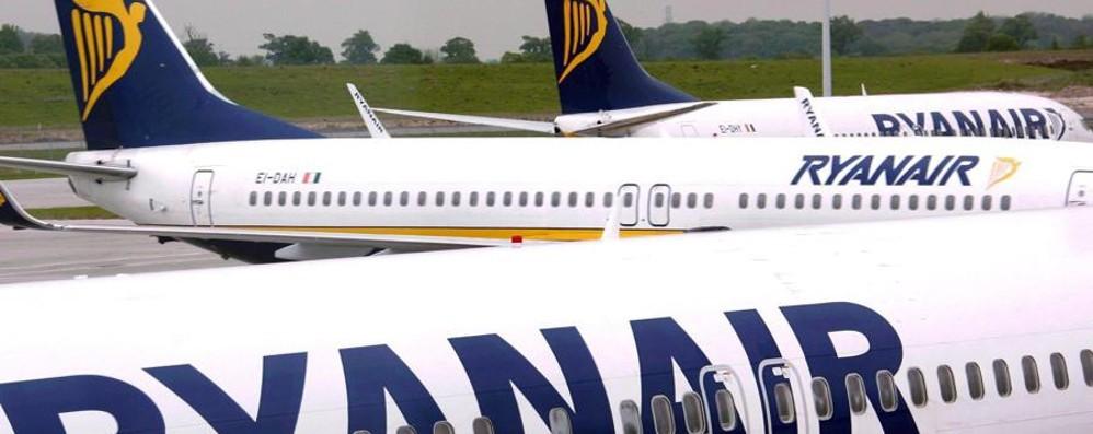 Framar pulirà gli aerei Ryanair L'azienda bergamasca prende il volo