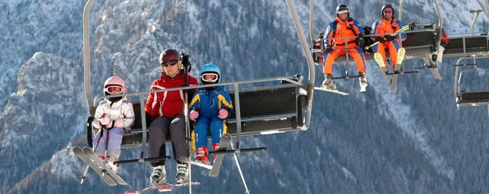 L'Imu sugli impianti da sci si paga Fontana: «Arriva  la ski tax»
