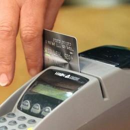 Usa di più la carta di credito Bergamo città pilota in Italia