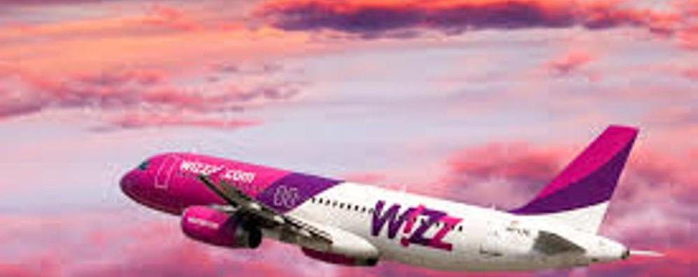 Wizz Air: dal 15 settembre voli da Orio a Poznan (Polonia)