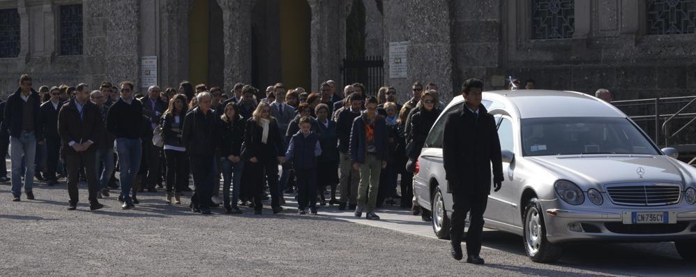 L'ultimo addio a Gigi Parma «Amava la vita e la sua città»