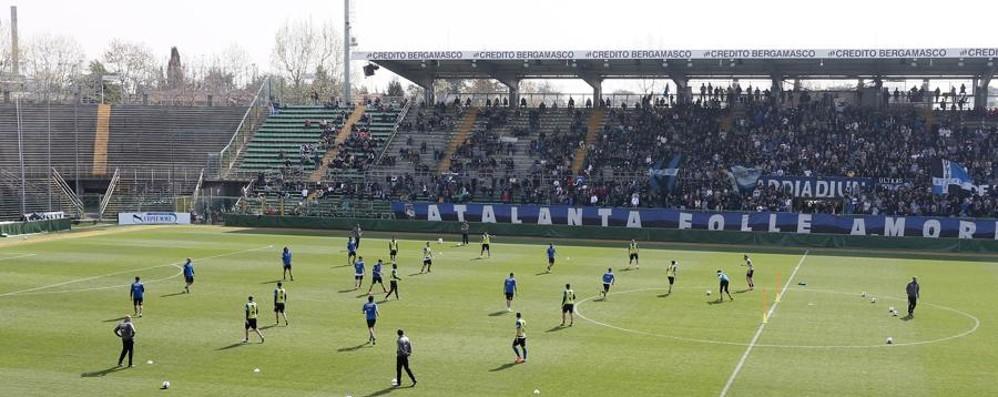 Sabato porte aperte all'allenamento «Tutti allo stadio a sostenere l'Atalanta»