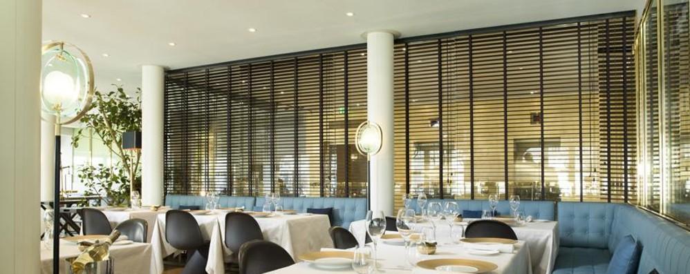 Il ristorante Trussardi cambia look Roberto Conti si occuperà della cucina