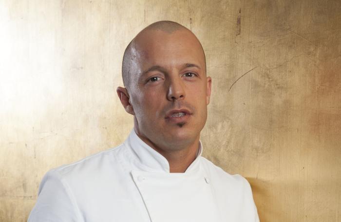 Lo chef Roberto Conti