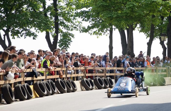 Soap Box Rally 2015