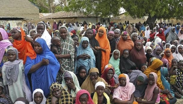 Bbc,vive 50 ragazze rapite da Boko Haram