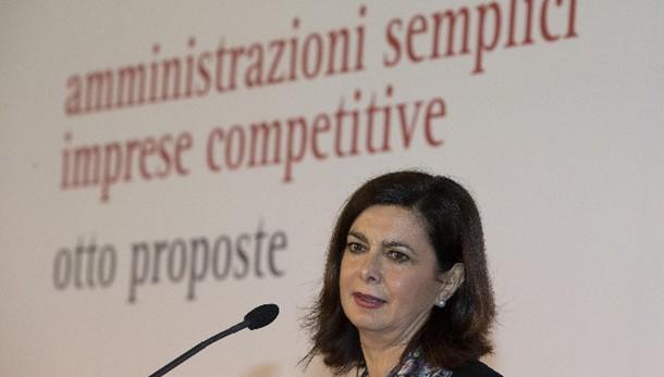Boldrini, in Italia legislazione abnorme