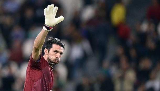 Buffon: voglio essere n.1 fino a 40 anni
