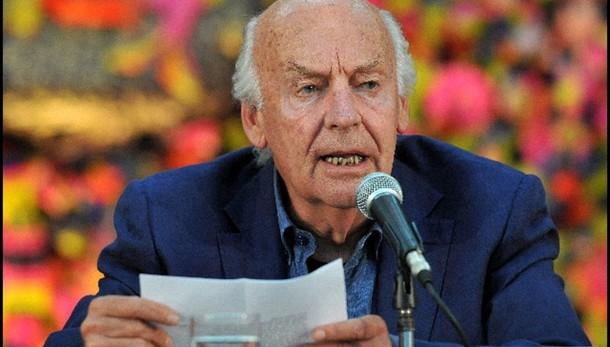 E' morto lo scrittore Eduardo Galeano