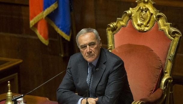 Grasso,preoccupa unione politica-crimine