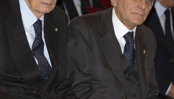 Italicum: Napolitano, non si può disfare