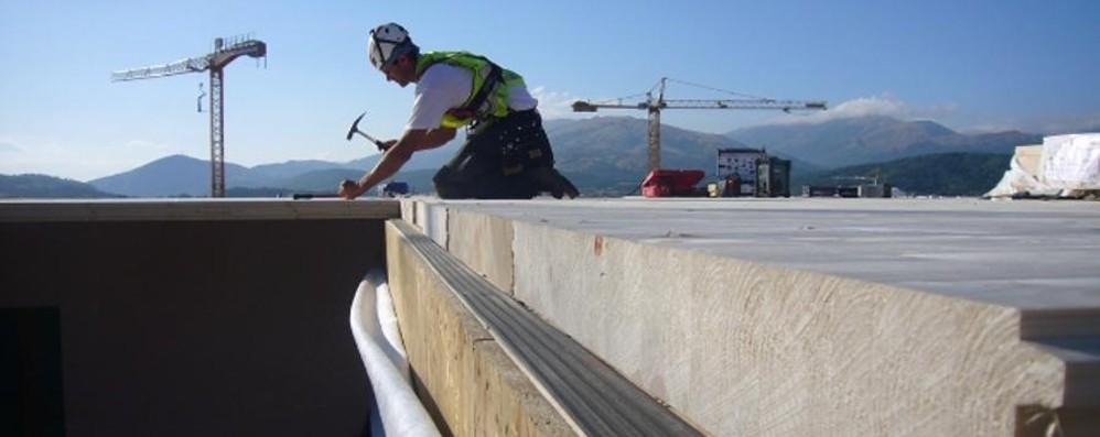 La Provincia pagherà 4 milioni di fatture Boccata d'ossigeno per il mondo edile