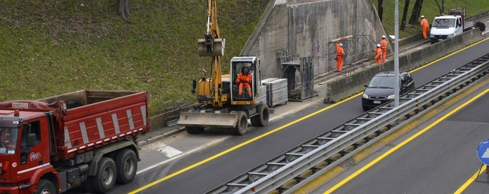 Lavori al ponte del Monterosso Da venerdì stop al traffico