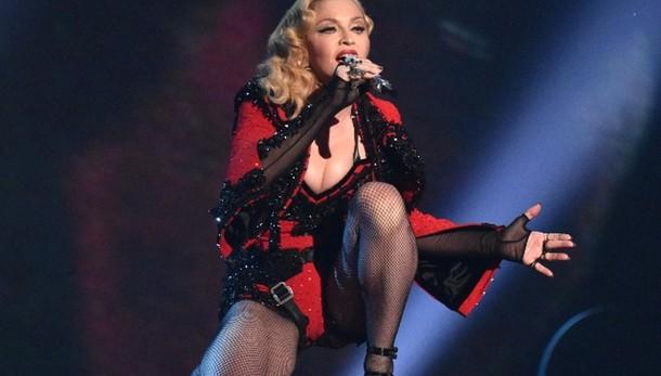 Record Madonna, terza data tour a Torino