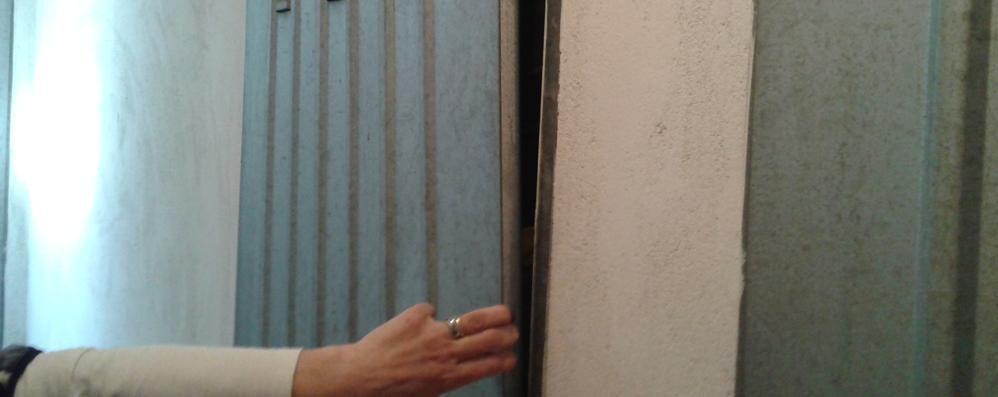 Scassinatore delle cantine bloccato e denunciato a Dalmine